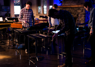 Third Coast Percussion by Duncan Chaboudy Photography